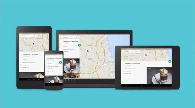 material design android l Smartphones de 64 bits chegarão em larga escala após o lançamento do Android L