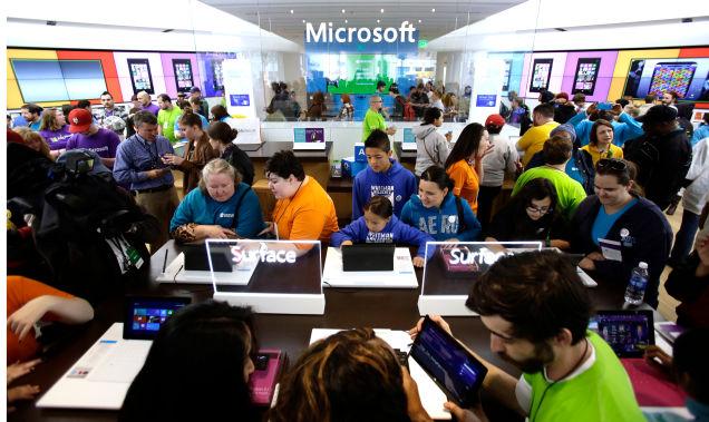 microsoft store nova york Microsoft: loja na 5ª avenida, e encontro secreto com o CEO da Xiaomi