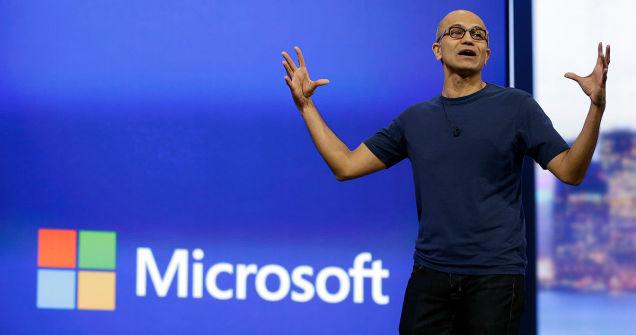 satya nadella microsoft windows Rumores do Windows 9: um novo nome e sistema de graça para quem tem o Windows 8