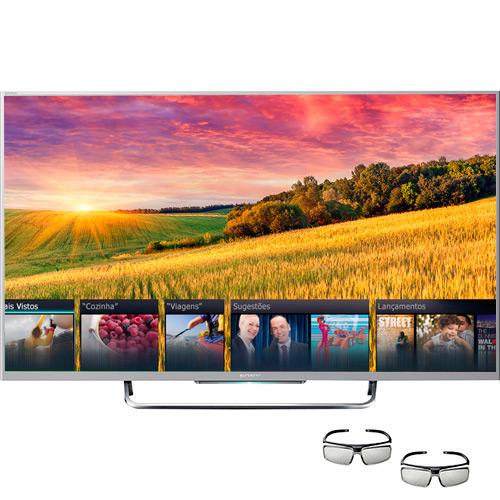 118600693 1GG Dicas de Compras | Smart TV Sony 3D LED 42 42W805B Full HD, por R$ 1.804