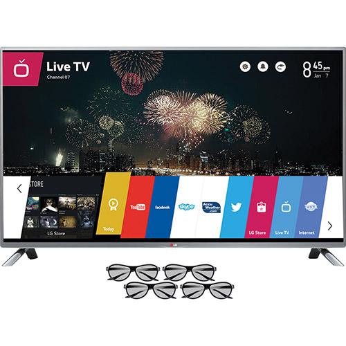 119681860 1GG Dicas de Compras | Smart TV 3D LED 42 LG 42LB6500 Full HD, por R$ 1.894