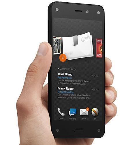 650 1000 fire phone 1 Nem os clientes da Amazon Prime querem o Amazon Fire Phone...