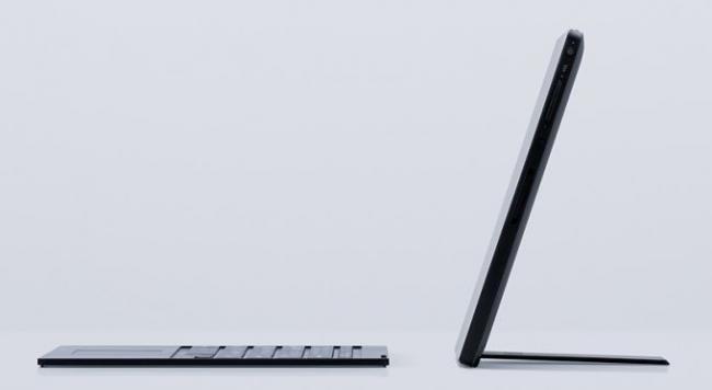 650 1000 vaio tablet prototype 01 VAIO vai oferecer computadores com o DNA da Sony