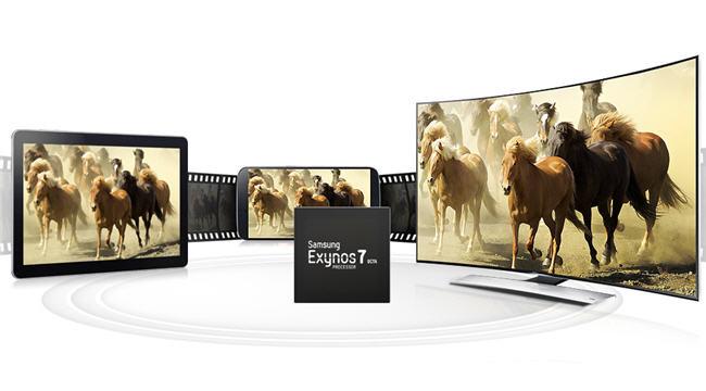 exynos 7 octa 1 Samsung Exynos 7: mais potente, e com suporte para 64 bits