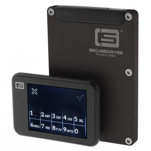 securedrive gsm Este SSD se autodestruirá em três... dois... um...