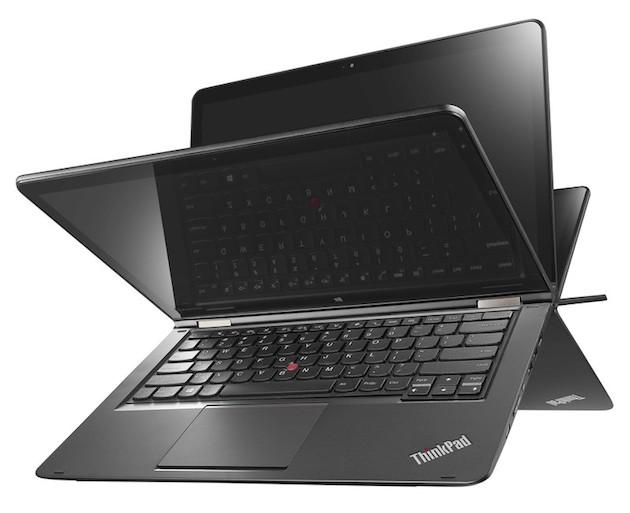thinkpad YOGA 14 Lenovo ThinkPad Yoga 14 aumenta seu tamanho sem perder suas especificações