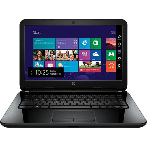 120434111 2GG Black Friday 2014   Notebook HP 14 r051Br, por R$ 1.125