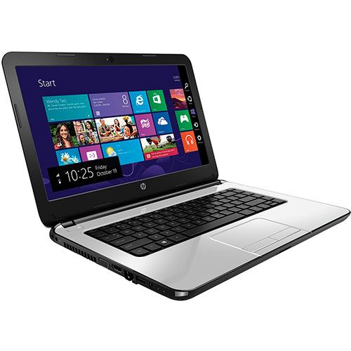 120678191 2GG Black Friday 2014   Notebook HP 14 r050Br, por R$ 914