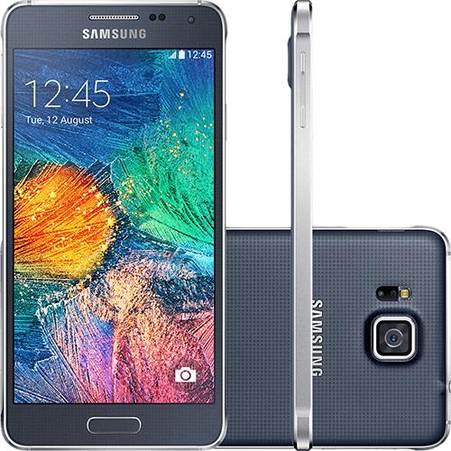 120781665 1GG Black Friday 2014 | Smartphone Samsung Galaxy Alpha, por R$ 1.699