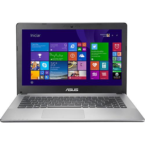 121105917 2GG Black Friday 2014   Notebook Asus X450LD Intel Core i5 8GB, por R$ 1.495