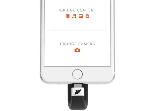 650 1000 ibridge 3 1 iBridge alivia o problema da falta de espaço de armazenamento do seu iPhone