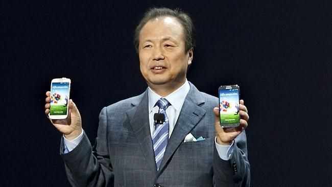 650 1000 jkshinunpacked Mudanças na Samsung podem vir de cima, e J.K. Shin pode deixar o posto de CEO