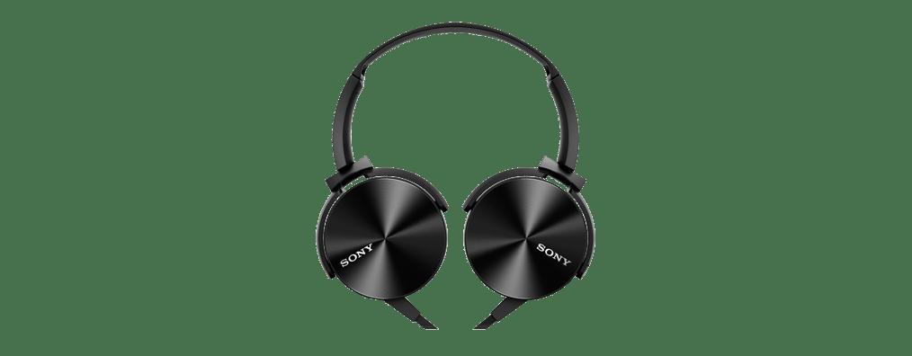MDR XB450AP Nova série de fones Sony XB oferece graves intensos