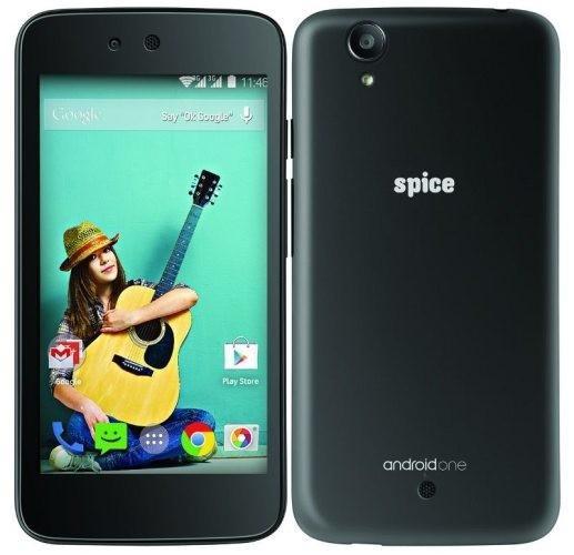 spice android one Lojas se negam a vender o Android One, depois de decepcionantes vendas online