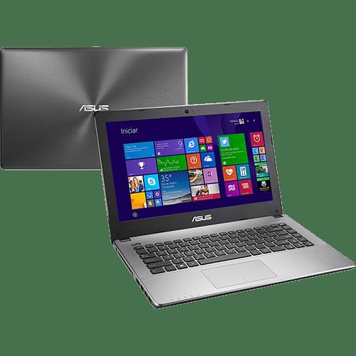 121105917 1GG Dicas de Compras   Notebook Asus X450LD Intel Core i5 8GB (2GB Memória Dedicada), por R$ 1.495