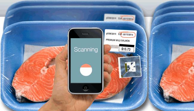 650 1000 telefono nfc comida Seu smartphone pode te avisar quando a comida não está boa com a ajuda do NFC