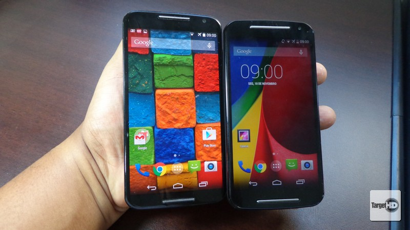 DSC04145 Review Comparativo | Motorola Moto X 2ª Geração vs Motorola Moto G 2ª Geração (2014)