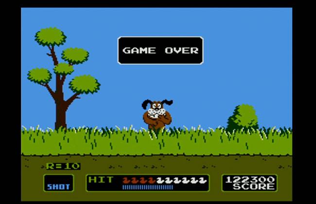 duck hunt 1 Nintendo relança o clássico jogo Duck Hunt no Nintendo Wii U