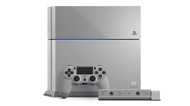 ps4 Edição especial do PS4 em comemoração aos 20 anos do PlayStation