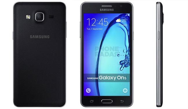 Samsung Galaxy On5 e On7-01