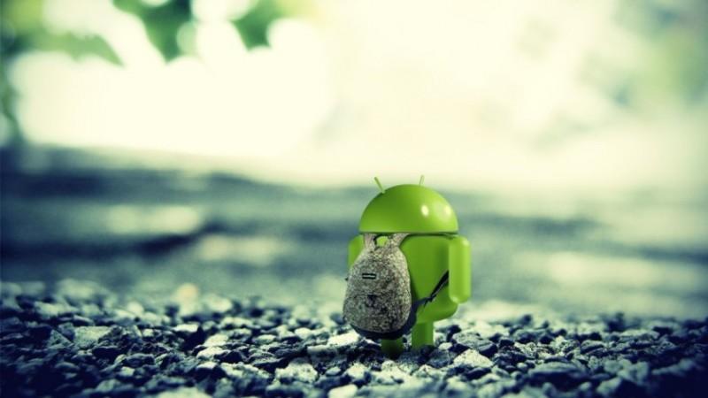 android-solitário
