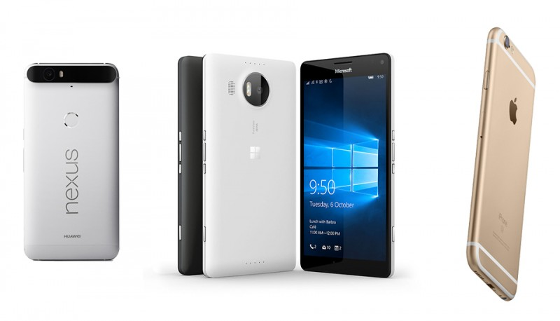 lumia-950-xl-iphone-6s-nexus-6p