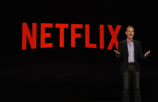 netflix-Reed Hastings