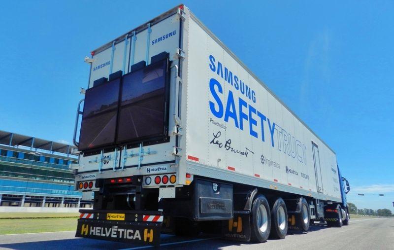 Samsung Safety Truck-01