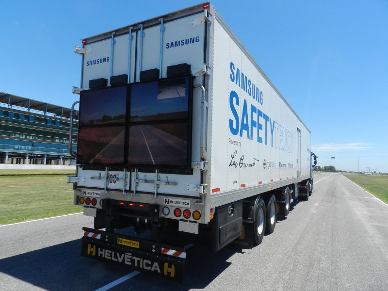 Samsung Safety Truck-06