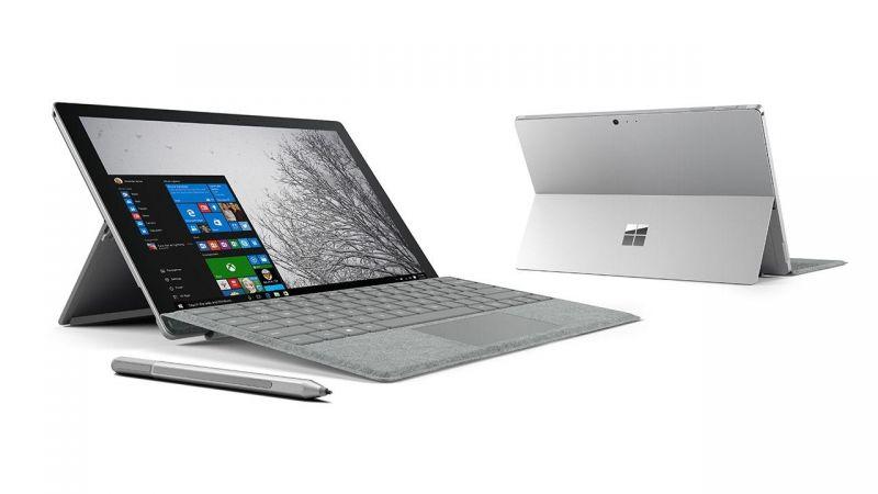 Surface Pro 4 Alcantara