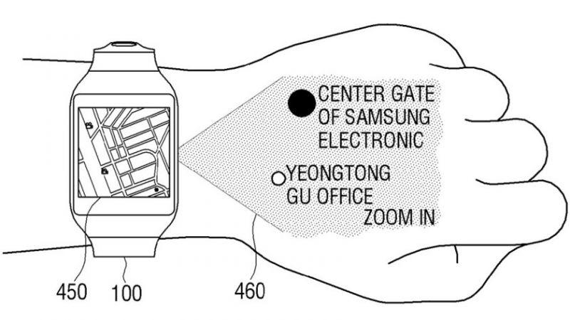 Samsung-Patente-Smartwatch