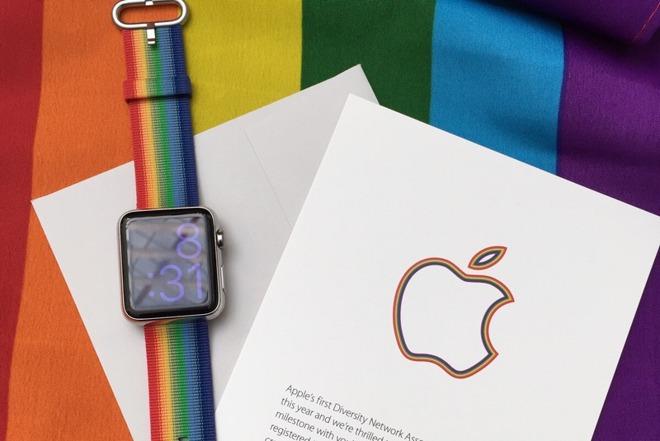 Apple Watch LGBT