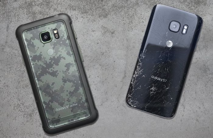 Samsung-Galaxy-S7-Active-vs-Galaxy-S7-drop-test