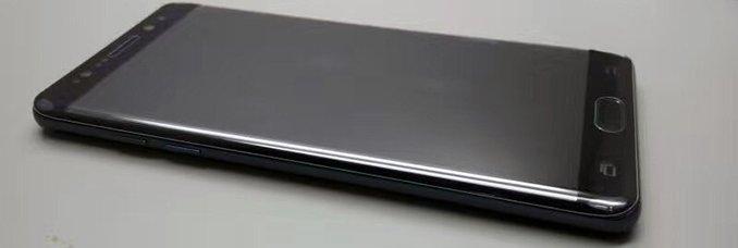 Galaxy Note 7 protótipo 02