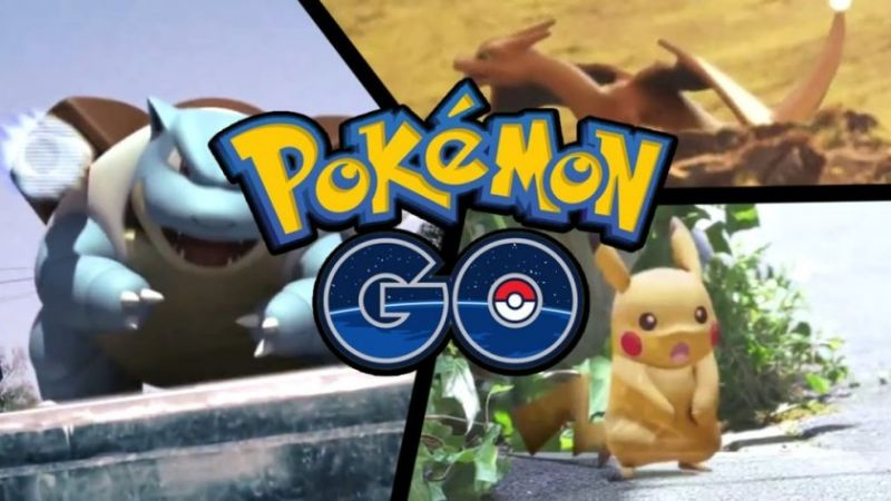 Pokémon GO Nintendo