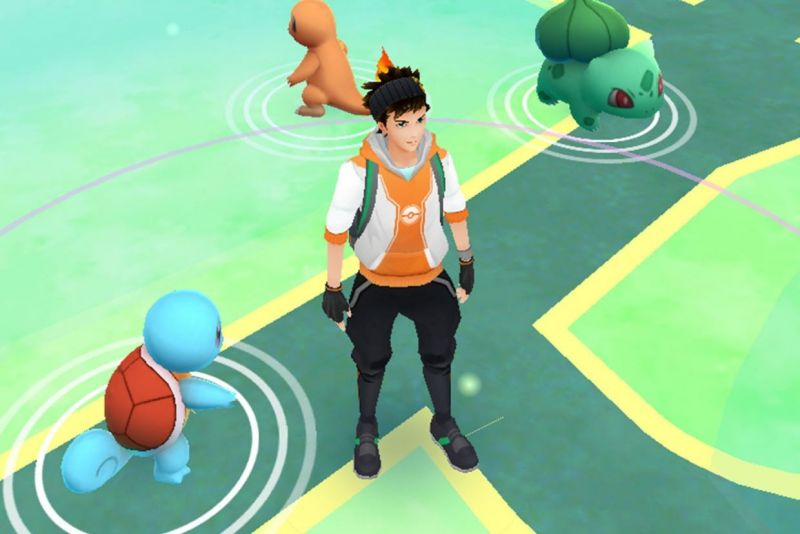 Pokémon GO teaser