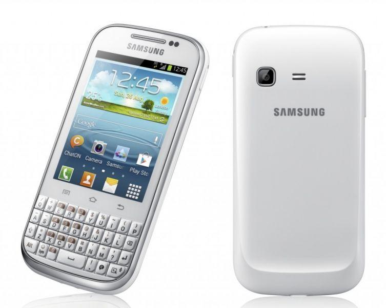 Samsung Galaxy Chat