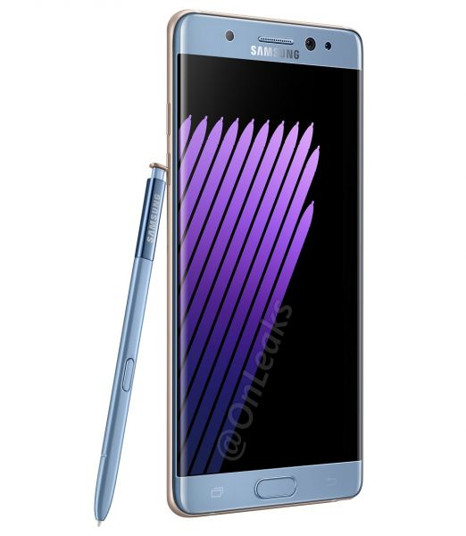 Samsung Galaxy Note 7 render leak 02