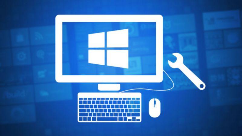 manutenção windows 10