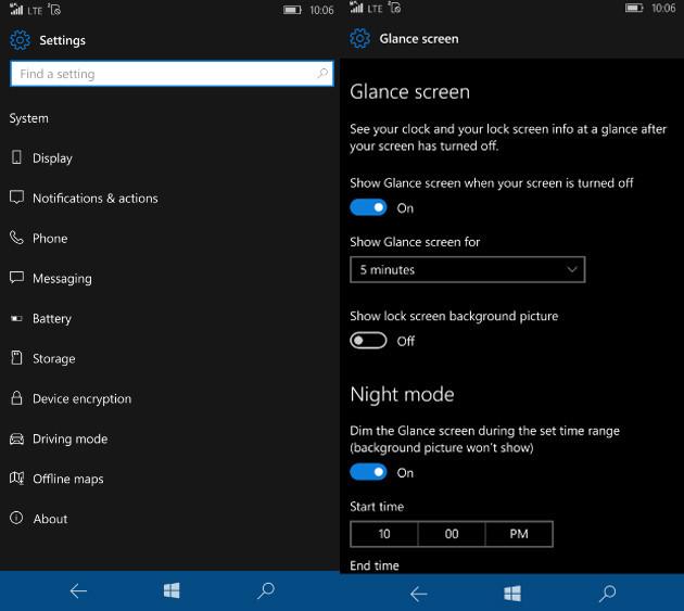 Windows 10 Mobile Anniversary Update 03