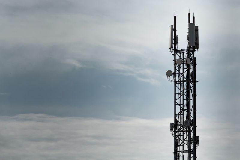 torre internet 4G LTE