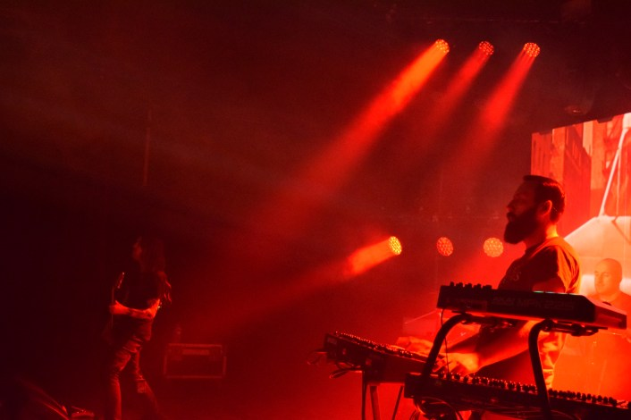 Carpenter Brut from their recent tour stop at Terminal West in Atlanta.