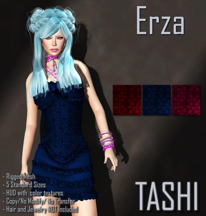 TASHI Erza