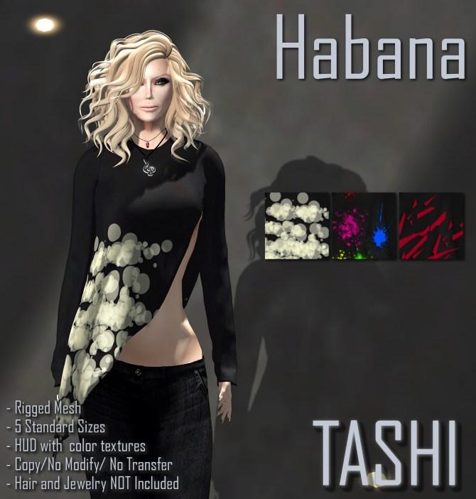 TASHI Habana