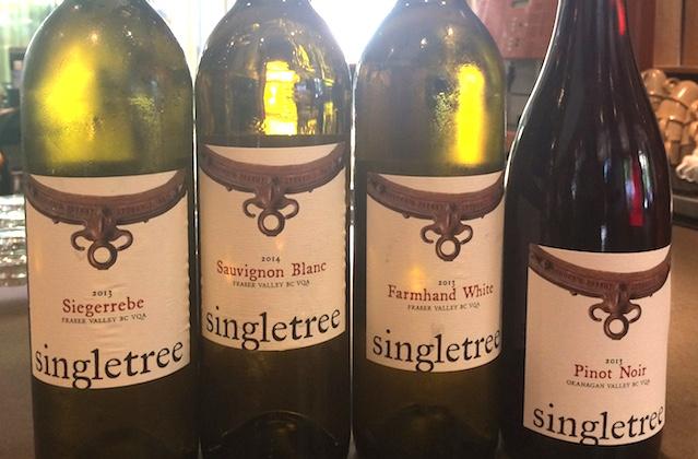 singletree wines