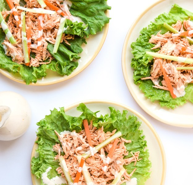chicken lettuce wraps sweet spicy chicken lettuce wraps blt lettuce ...