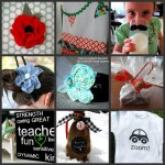 Homemade Gift Ideas Linky Party!!