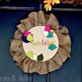 hello fall door wreath header