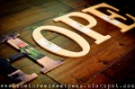 Decorating with Photos — Make Photo Letter Wall Art!