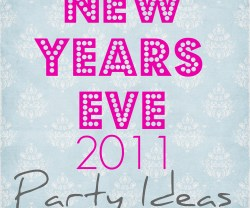new years eve party ideas button